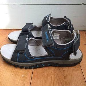 MERRELL | Dark Shadow Sandals | Youth Size 5